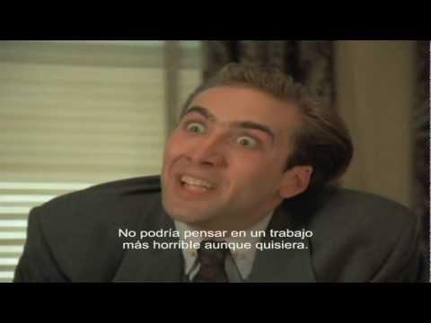 You don't say? (Complete scene) [Nicolas Cage - Vampire's Kiss]