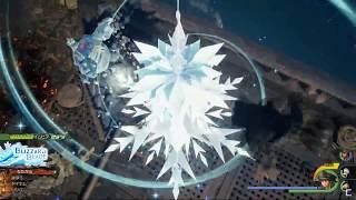 Keyblade Transformation TGS 2018 Presentation Kingdom Hearts 3 Footage
