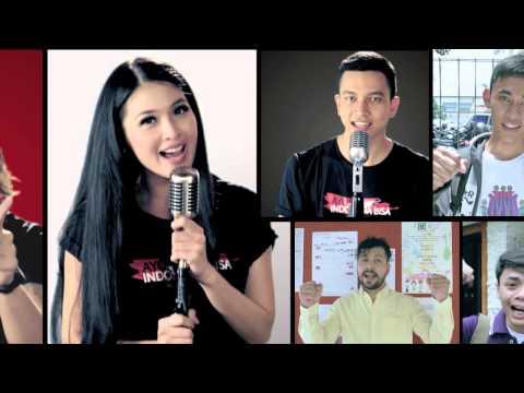 AYO! INDONESIA BISA by Marcello Tahitoe, Sandra Dewi, dan kamu