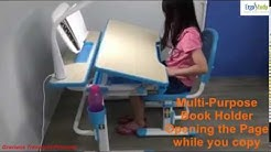 Kids Study Table and Chair Set - ErgoStudy Gen8