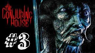 КОШМАР НА ЧЕРДАКЕ! ► The Conjuring House Прохождение #3 ► ИНДИ ХОРРОР ИГРА