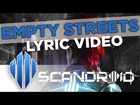Scandroid - Empty Streets Official Lyric Video