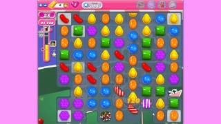 Candy Crush Saga level 398 3 stars