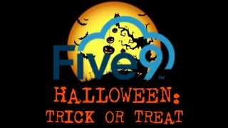 Five9 Halloween Trick or Treat