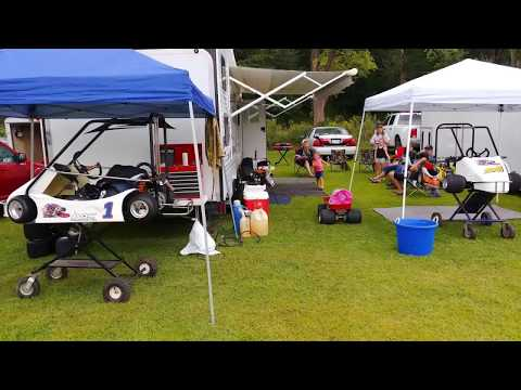 "I-70/I-77 Speedway ""Rage Karts Reunion Race"" #family #friends #dirttrackracing"