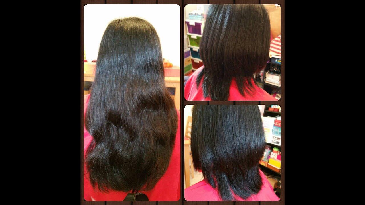 Short Layered Haircuts For Long Hai tips and trik