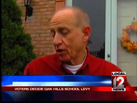 Voters Decide Oak Hills School Levy