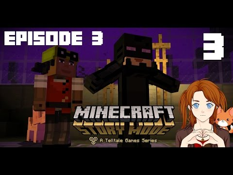 Minecraft [E3-003] - Ich bin BAT...äh, Enderman! - Let