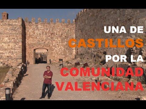 Ruta por los mejores castillos de la Comunitat Valenciana