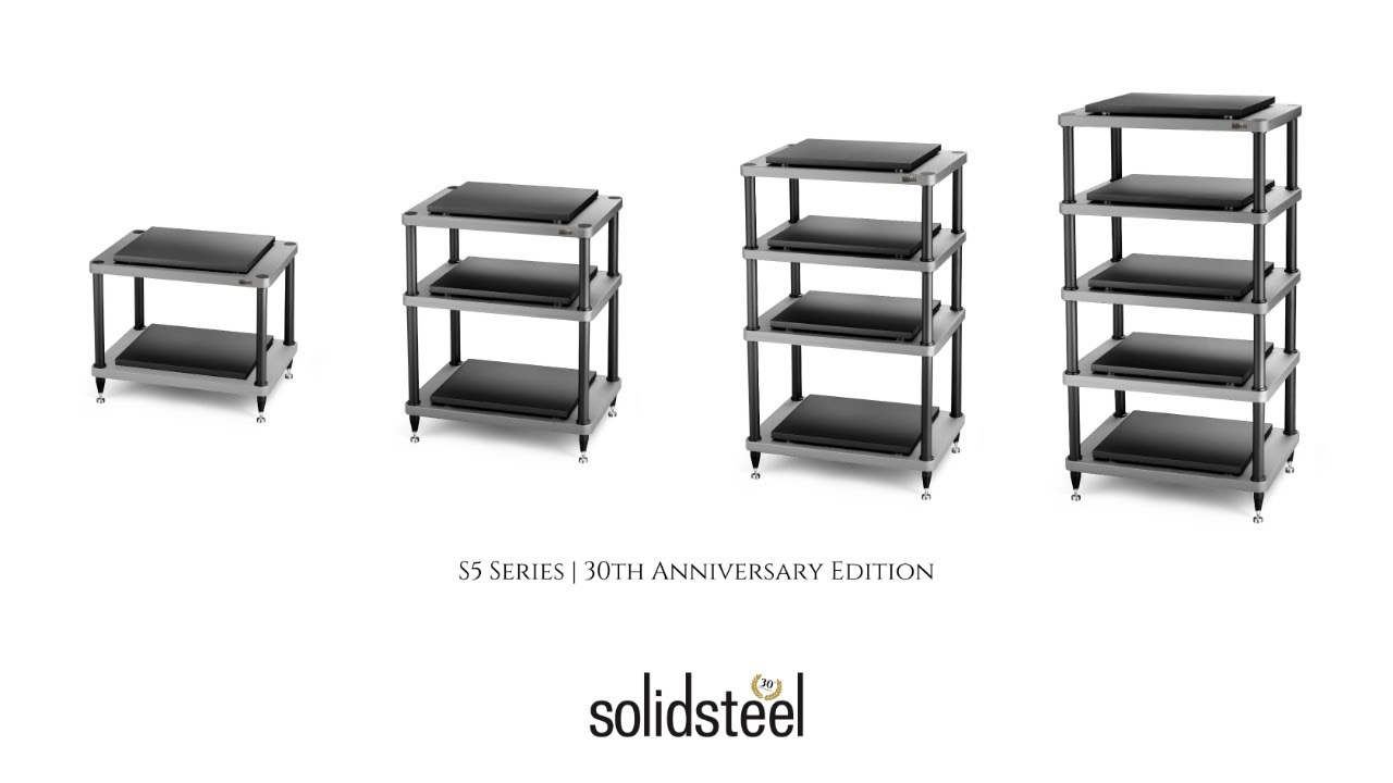 solidsteel s5 series 30th anniversary edition unboxing installation tips