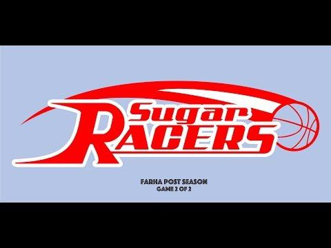 FARHA Post Season Game2 of 2 - Racers vs Sparks - Dec 19, 2017