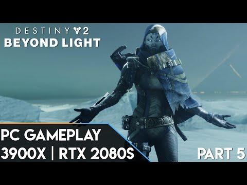 Destiny 2: Beyond Light - Playthrough Part 5 | PC Ultrawide |