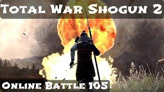 Total War Shogun 2 Online Battle Video 105