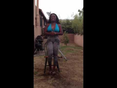 ALS Ice bucket challenge Jennifer Oguzie