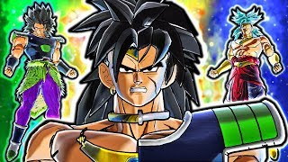 NEW BROLY COLLISION PACK! Dragon Ball Xenoverse 2 New Broly Vs Old Broly Gameplay (DBS Vs DBZ)