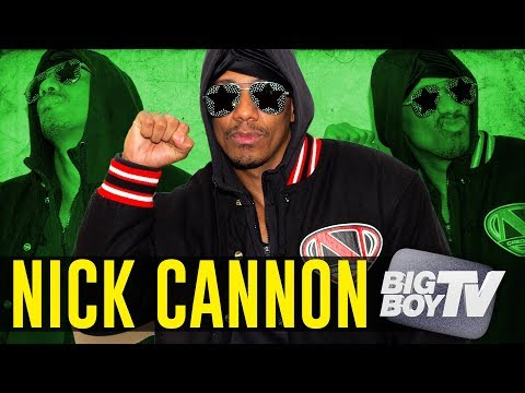Nick Cannon on &39;The Masked Singer&39; R Kelly Kevin Hart Toxic Men & A Lot More