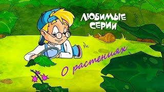 О РАСТЕНИЯХ - Сборник любимых серий