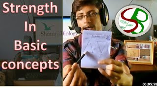 CSIR NET tips and tricks - Strength in Basic concepts