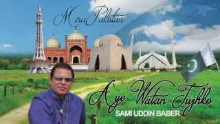 SAMI UDDIN BABER - AYE WATAN TUJHKO - OFFICIAL PAKISTAN NATIONAL SONG