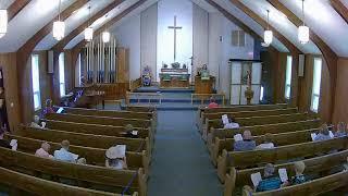 2nd Sunday after Pentecost - June 6, 2021 worship