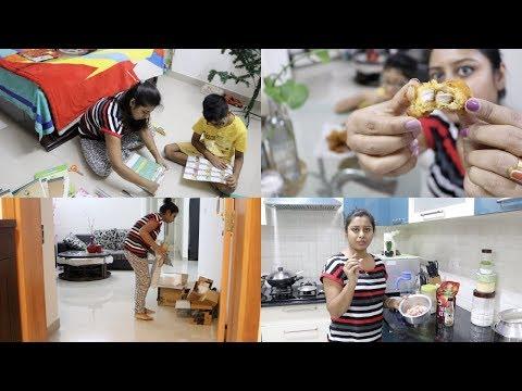 Indian Vlogger Soumali || Don't want to do this boring job