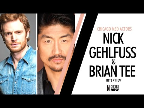 Thumbnail image for 'Chicago Med's Brian Tee & Nick Gehlfuss Hop On IG Live During Quarantine'