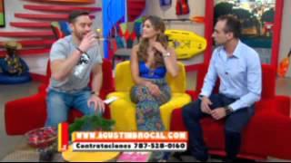 Agustín Brocal | Entrevista | Viva La Tarde  | Wapa TV | Puerto Rico