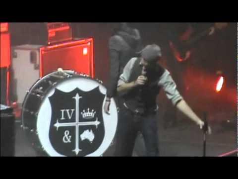 Winterjam 2012 Live! , Full Concert  (Part 1) Cleveland Ohio 1-29-12