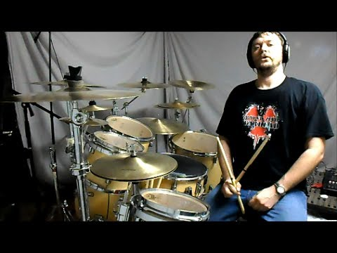 KORN - Here to Stay - drum cover