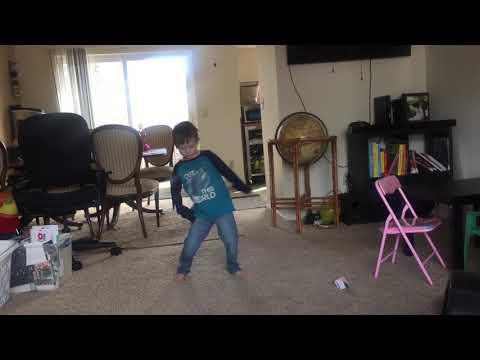 2018/03/10 Erik CO dancing 2