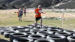 Brooke Call Spartan Kids Race Temecula, California 2012