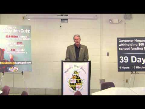 Baltimore County GCEI Press Conference