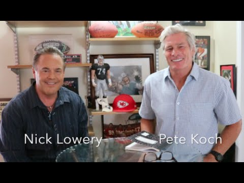 NFL great Nick Lowery on the Keys to Success (Part 1)