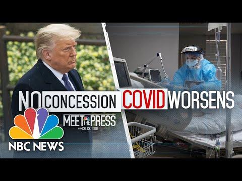 Meet The Press Broadcast (Full) - November 15th, 2020 | Meet The Press | NBC News