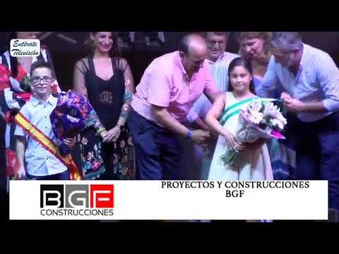 Eleccion Reina de las Fiestas de Balerma en la Virgen de las Mercedes