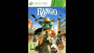 Rango The Video Game Soundtrack - Rattlesnake Jack Boss Fight