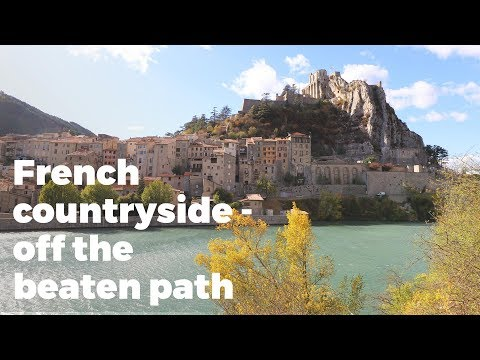 French Countryside (off the beaten path) - Travel Vlog Days #112 & 113