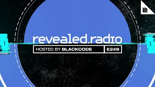 Cover images Revealed Radio 248 - Blackcode