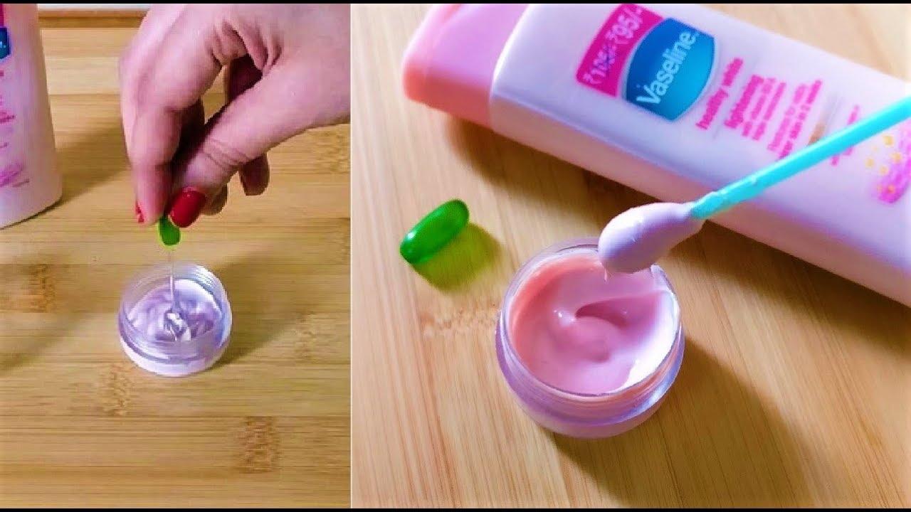 Vaseline Lotion for Full Body Whitening with Vitamin E Oil for Skin, World Best Skin Whitening Cream. Beauty recipes