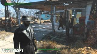 Fallout 4 - Find lost companions on ps4 or xbox one