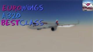 ROBLOX | Eurowings | A320 | Best Class