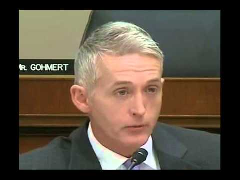 Trey Gowdy Questions Immigration and Customs Enforcement ICE Director Sarah Saldana