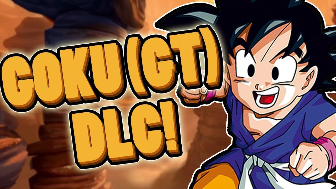 Goku GT como DLC