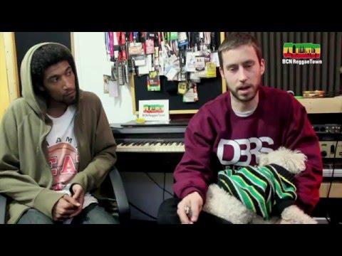 Alex Bass y Cai - Entrevista de Barcelona Reggae Town