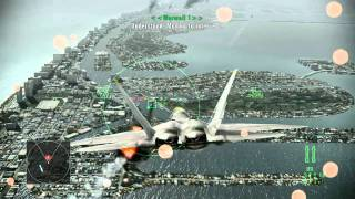 Ace Combat Assault Horizon :: (Mission 1) Nightmare :: (HD) :: Difficulty Rookie