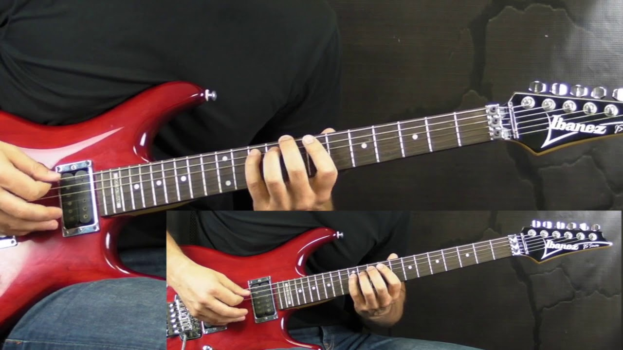 How do i harmonize guitar licks