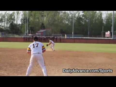 The Daily Advance | High School Baseball | Albemarle Easter Tournament | Perquimans vs Camden