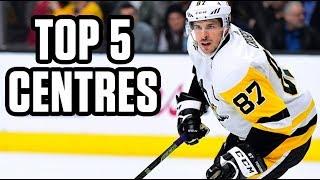 Top 5 Centres | 2019 Fantasy Hockey Draft Kit