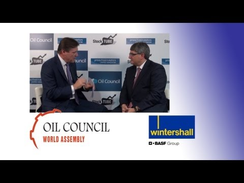 "Wintershall's Bachmann says we are going after the ""difficult hydrocarbons"""