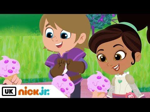 Nella The Princess Knight | Royalicious Plumberry | Nick Jr. UK